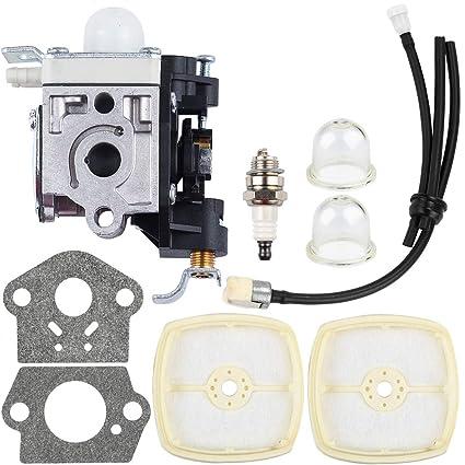 Amazon.com: Dalom pb-250ln carburador W/Filtro de aire ...