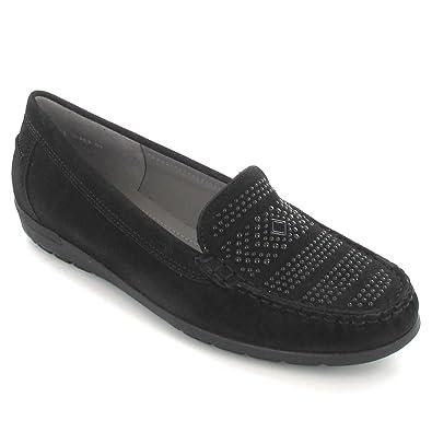 ba0f1bdb13a8 ARA Damen Monterey Loafer  Amazon.de  Schuhe   Handtaschen
