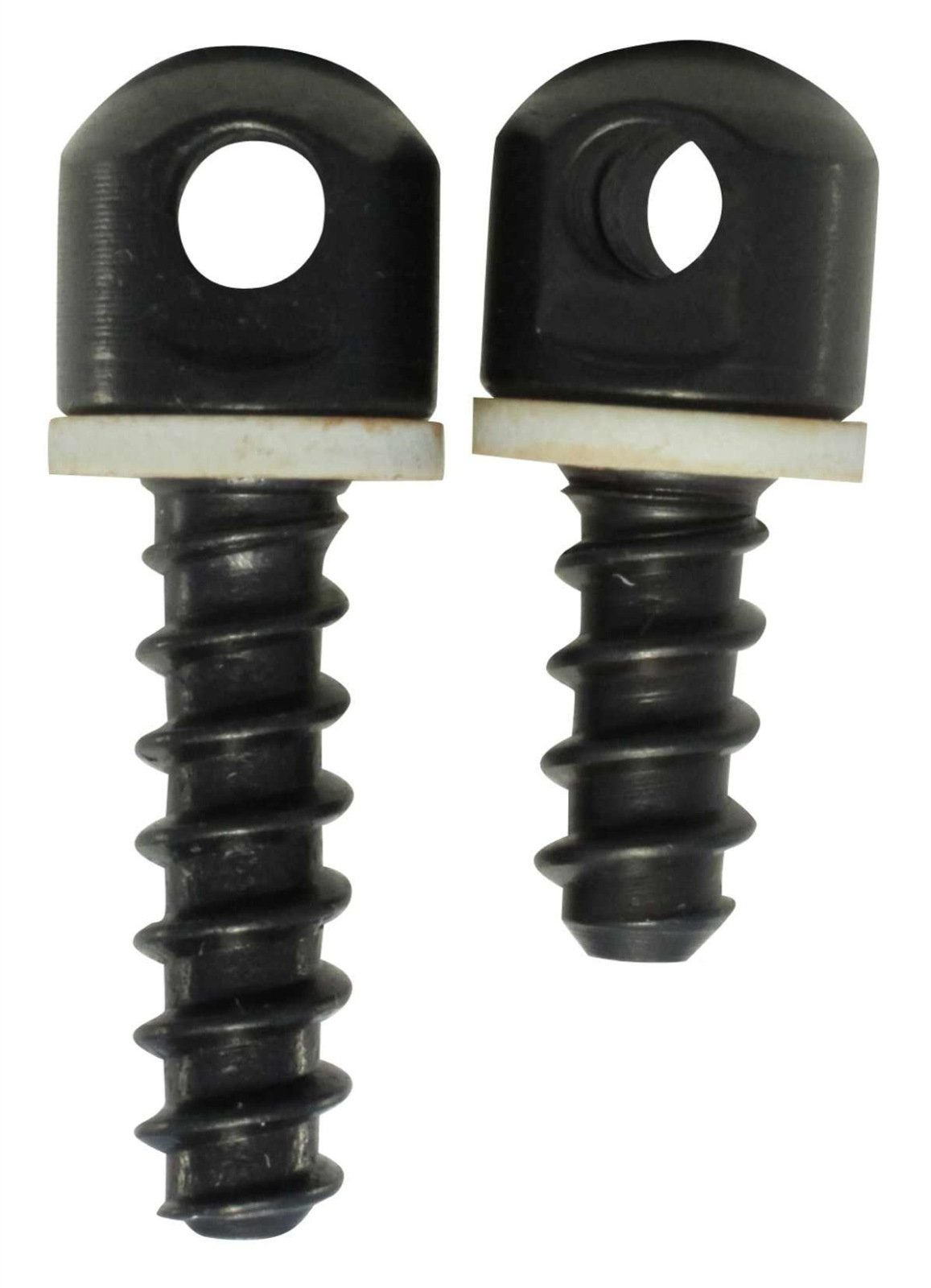 Ultimate Arms Gear Two QD 1'' Inch Slot Loop Wood Screws Studs Type Swivels with Spacers + Two-Point Sling, Black AR15, AR-15, M4, M-4, M16, M-16 .223 5.56 556 .308 by Ultimate Arms Gear (Image #4)