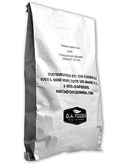 Alimentos a Live Chia semillas (25 libras): Amazon.com ...
