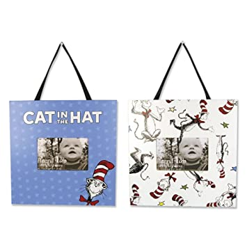 Amazon Trend Lab Frame Set Dr Seuss Cat In The Hat Baby