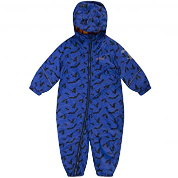 977d63e88 Regatta Kids Printed Splat Waterproof Jacket  Amazon.co.uk  Clothing