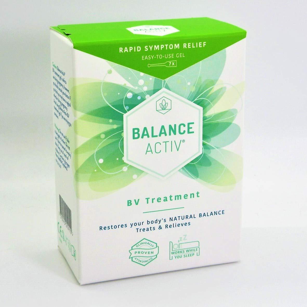 (3 Pack) - Balance Activ Lactic Acid Gel for Bacterial Vaginosis | 7 Applicator Applicators | 3 Pack - Super Saver
