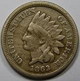 1863 U%2ES%2E Indian Head Copper%2DNicke