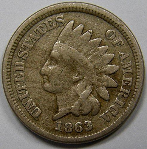 Nickel Indian Coin Set - 5