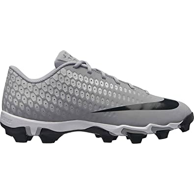 info for bcc68 01e5f Nike Men s Vapor Ultrafly 2 Keystone Baseball Cleat Wolf  Grey Anthracite Pure Platinum Size