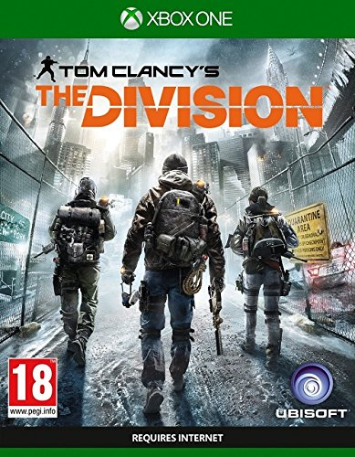 Tom Clancy's The Division - Xbox One (Rpg Video Games Xbox One)
