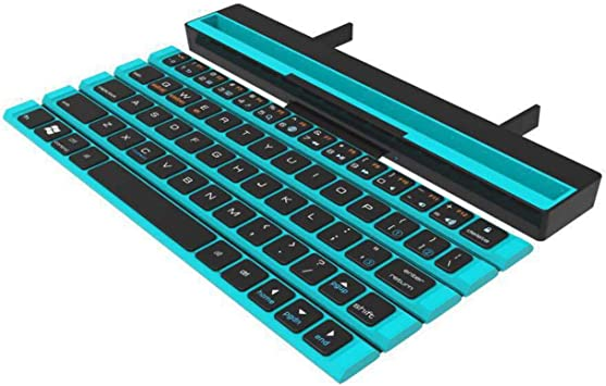 Teclado Plegable en Rollo Inalámbrico 64 Teclas Carrete Mini ...