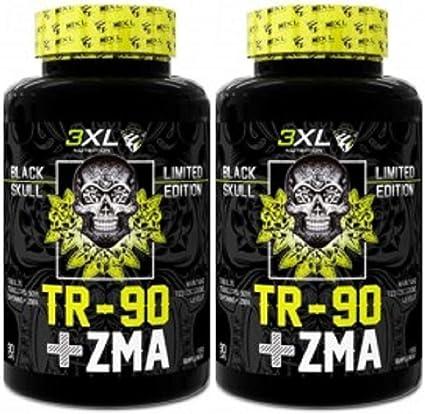 TR-90 + ZMA 90 cápsulas. Tribulus con Magnesio y Zinc. (Pack