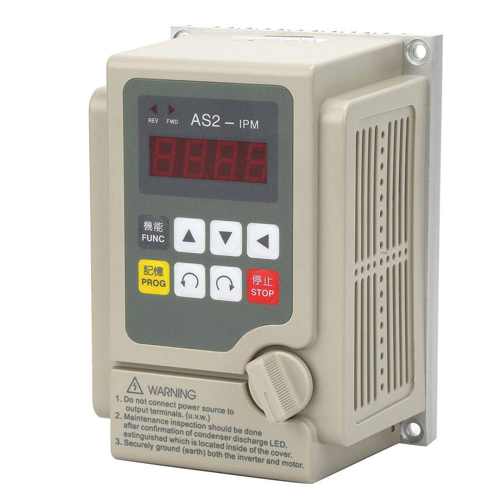 Inverter Converter, AS2-107 Single Phase Inverter Frequency Converter Inverter Suitable for Various Types of Automatic Control Equipment by Keenso