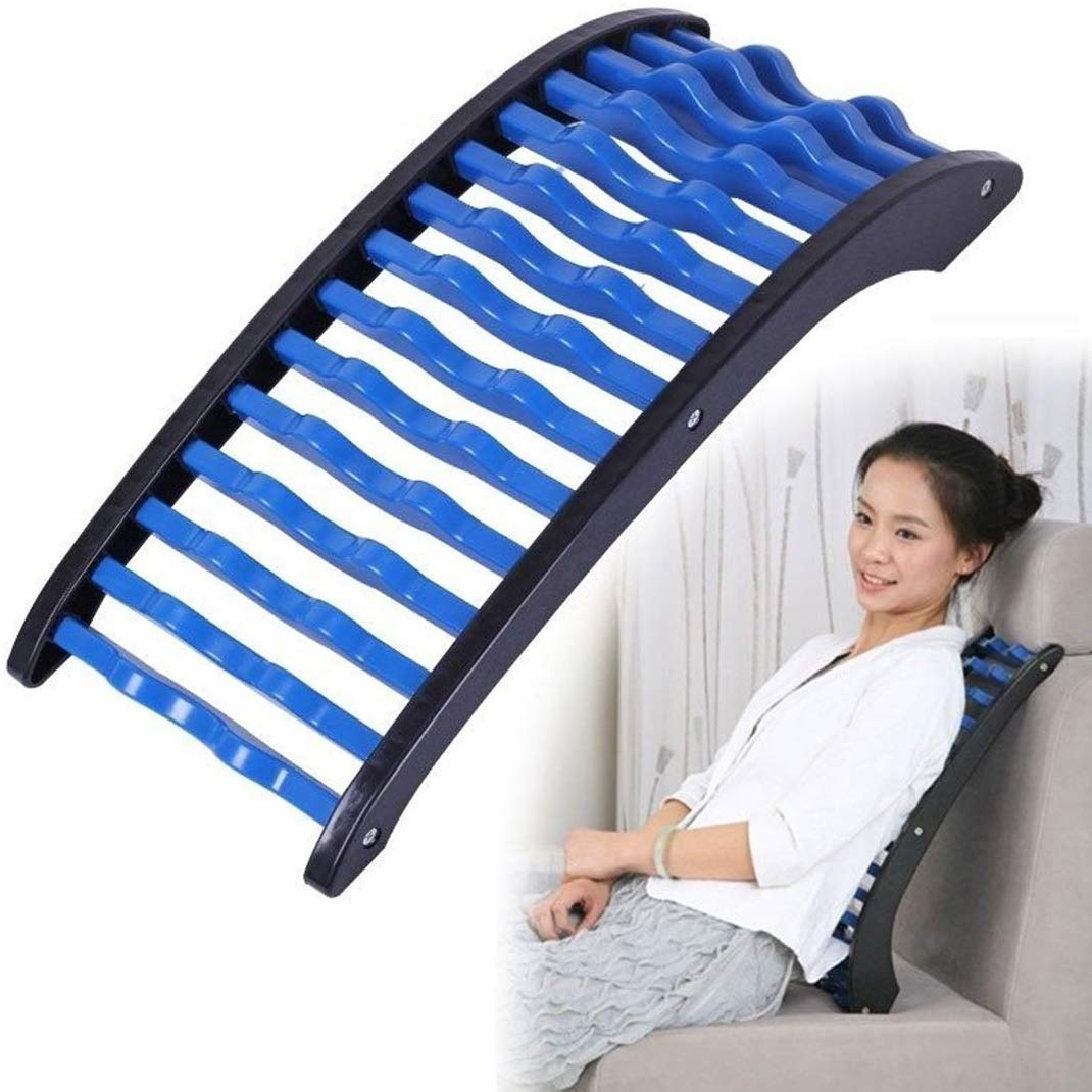 LXT PANDA Lower Back Stretcher, Orthopedic Back Stretcher - Natural Treatment for Backache - Back Stretching Pain Reliever. by LXT PANDA