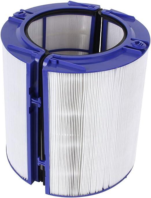 Accesorios de Filtro de algodón Activado con carbón Filtro de Repuesto Filtro de purificador de Aire para el hogar para TP04 TP05 HP04 HP05 DP04 Purificador de Aire ...