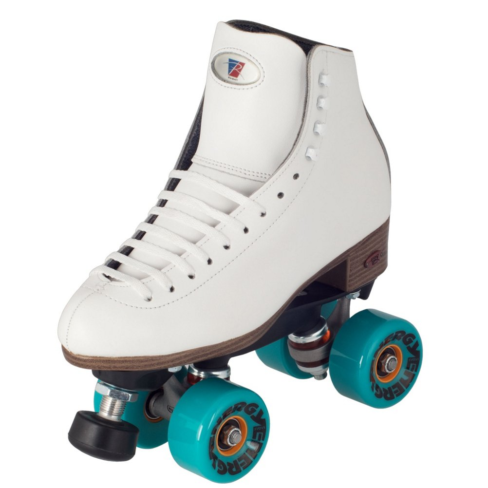 Riedell 120 Celebrity Womens Outdoor Roller Skates 2014 8.0 White by Riedell