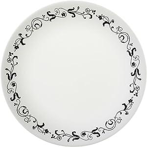 """Corelle Livingware Garden Getaway 8-1/2"""" Lunch Plate (Set of 4)"""