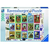 Ravensburger Vacation Stamps, 2000-Piece Puzzle