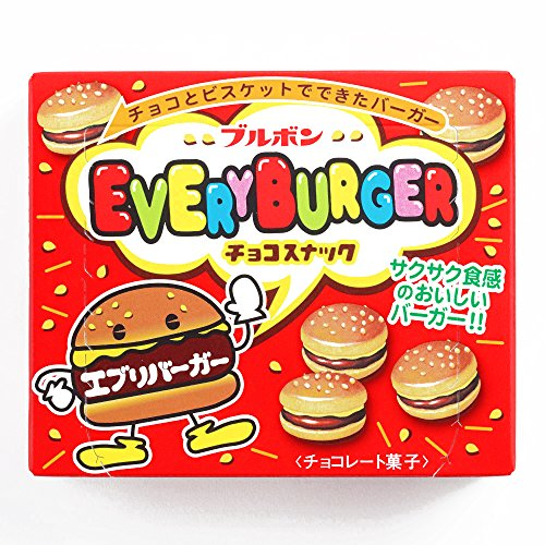 Every Burger Chocolate and Sesame Cookies 2.32 oz