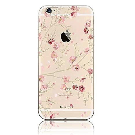 coque iphone 7 roses fleur
