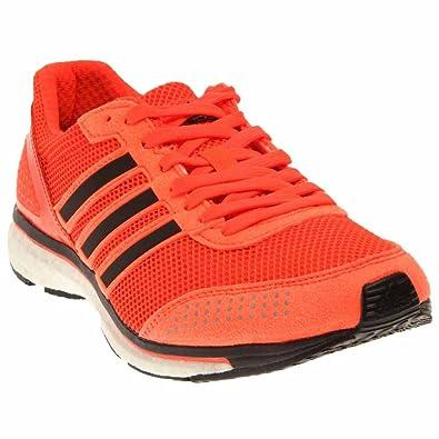 734fb70121a805 Adidas Adizero Adios Boost 2.0 Running Sneaker Shoe - Mens Red Black 11.5 D( M) US  Amazon.in  Shoes   Handbags