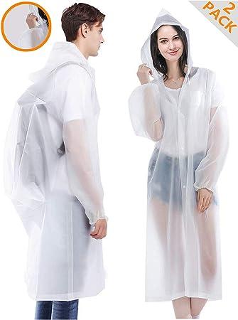 Quality Raincoat Durable Vinyl Festival EVA Outdoor Camping Riding Rain Cloak