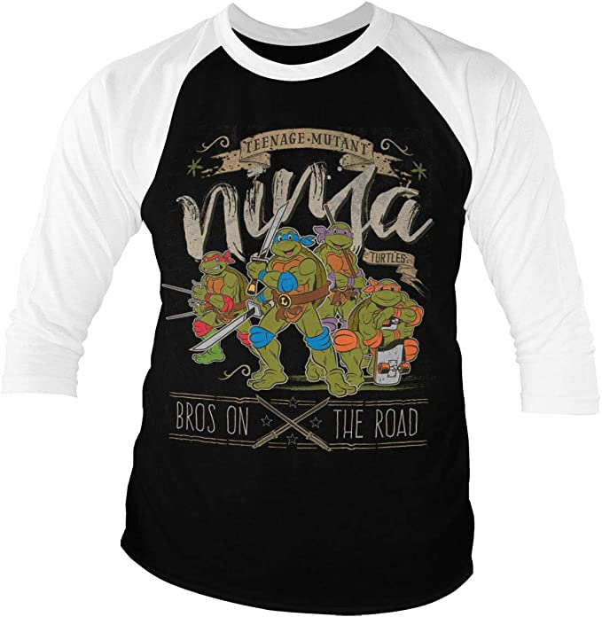 Officially Licensed TMNT Ninja Power Sweatshirt S-XXL Sizes