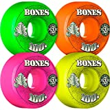Bones Wheels 100's Assorted Colors...