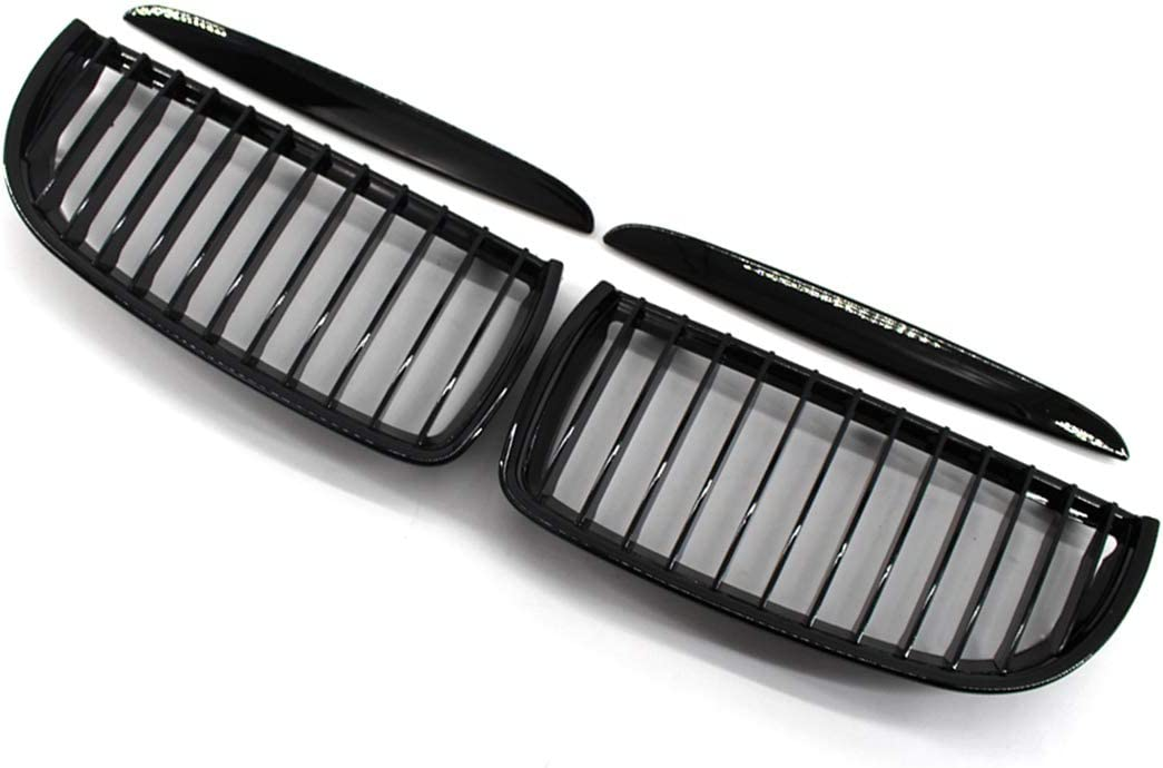 Front Grille Bumper Hood Grill Grilles Black Zerone Front Bumper Grill