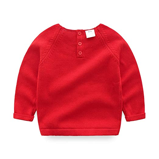 72db2b1d0 Amazon.com  TAIYCYXGAN Baby Toddler Boys Ugly Christmas Sweaters ...