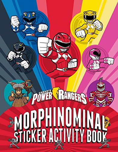 (Morphinominal Sticker Activity Book (Power Rangers))