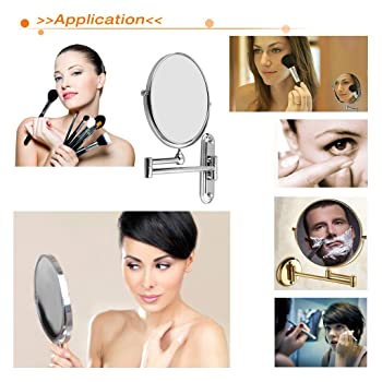 How to choose a best lighted makeup mirror