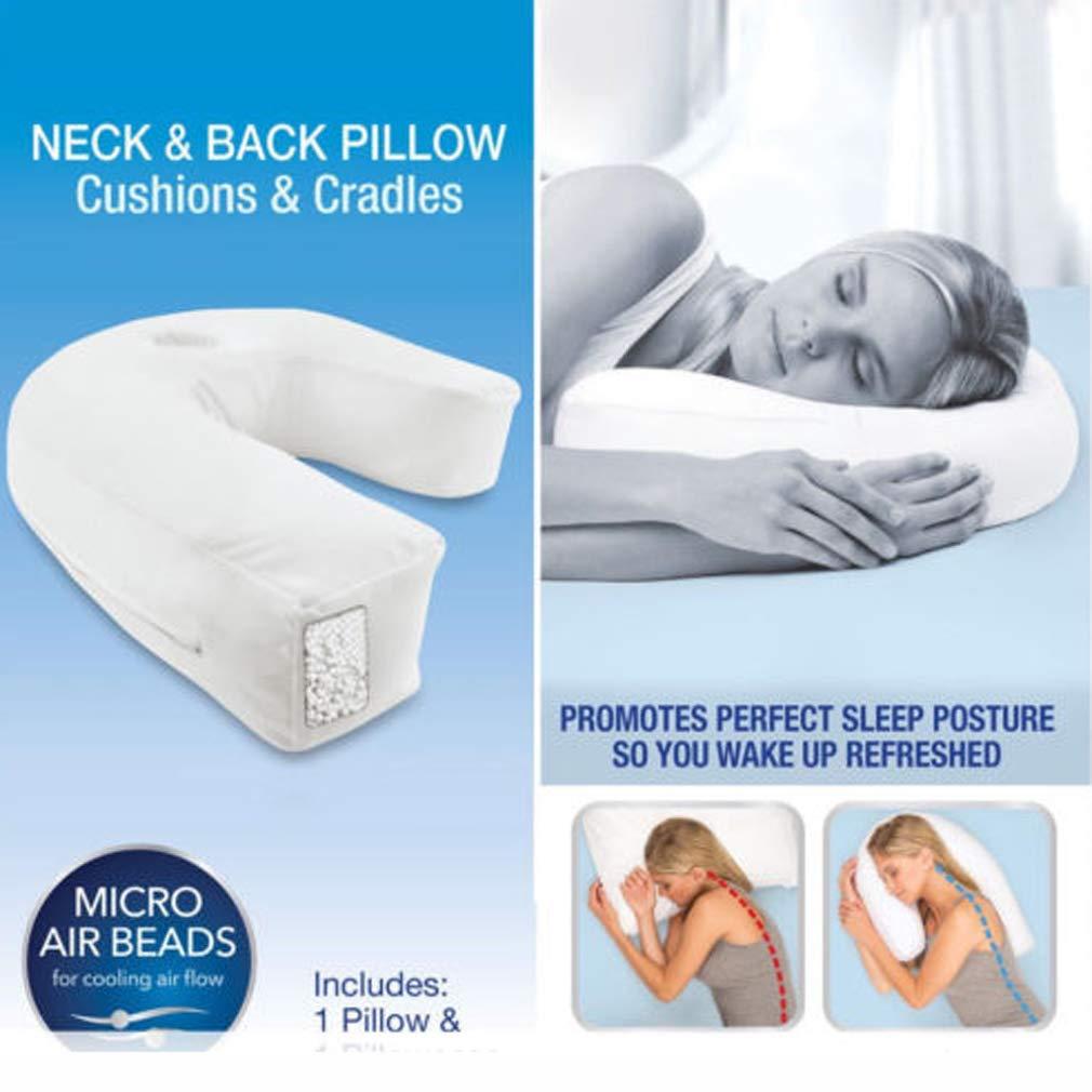 HighPlus Side Sleeper Pillow Sleep Buddy FAST SHIPPING