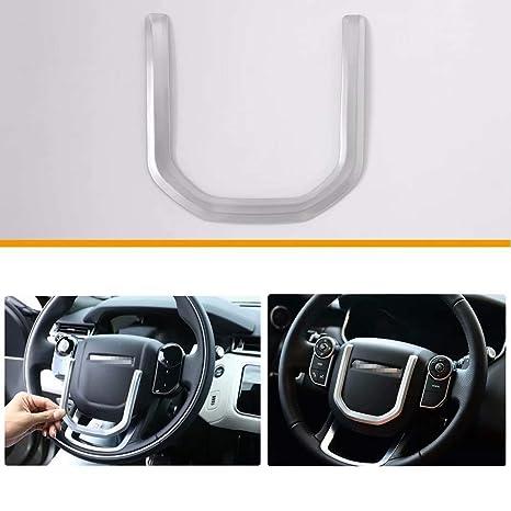 2017 Range Rover Configurations >> Amazon Com Car Steering Wheel Trim U Shape Embellishment