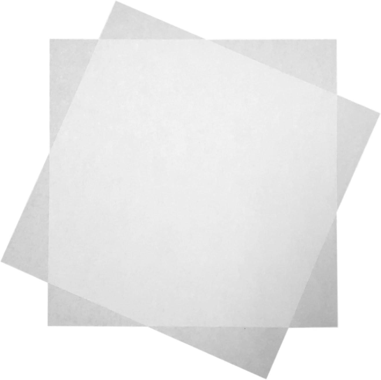 Deli Squares - Wax Paper Sheets (12 x 12) (Pack of 100) (Plain)