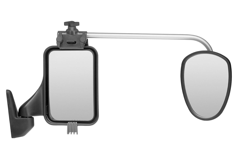 Repusel 3003 Caravanspiegel Alufor, Konvex Glas, Arm lang (Pro Paar), Anzahl 2 Bokamak B.V.
