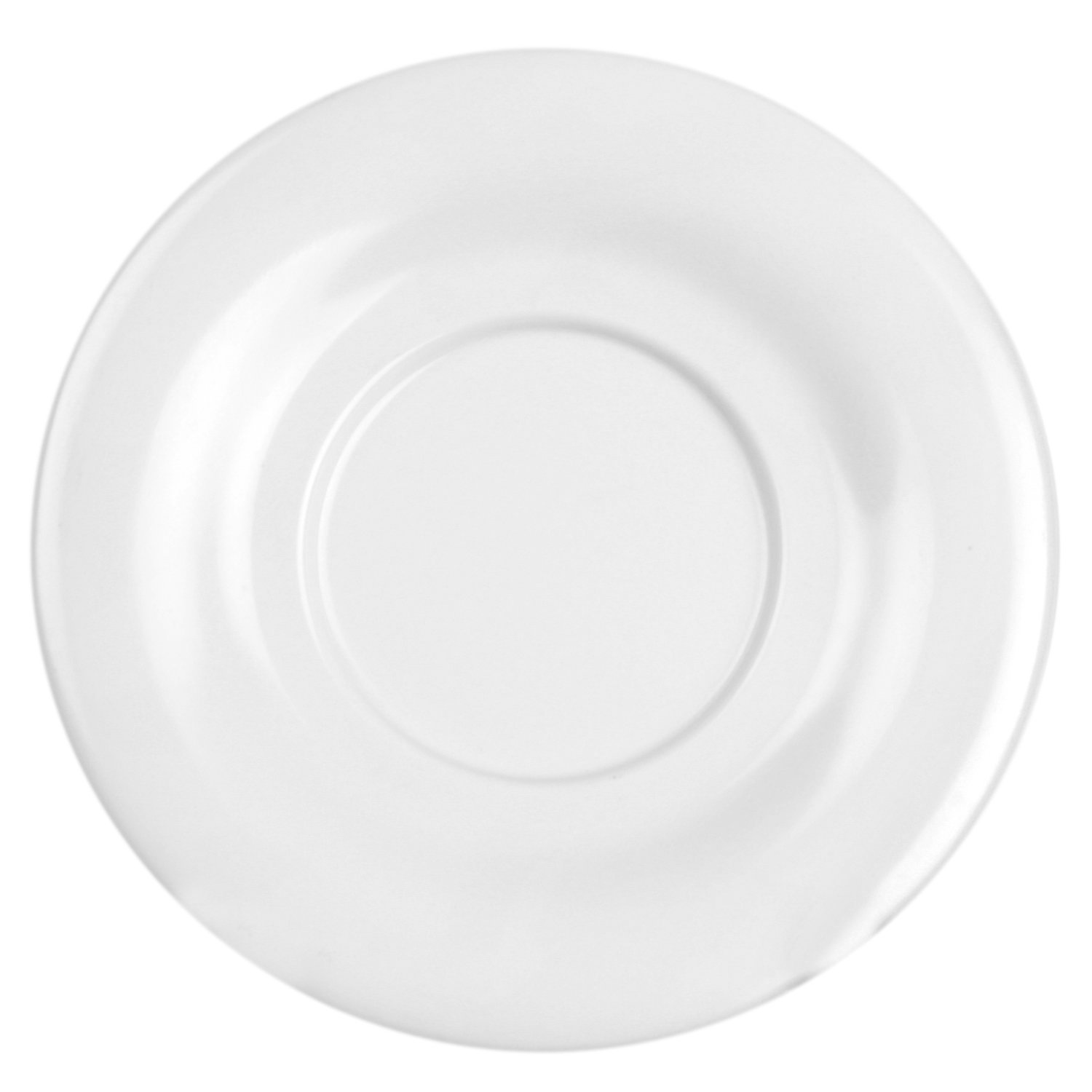 Excellante 12-Piece Saucer for Models Cr313/Cr5044/Ml901/Ml9011, White