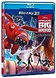 Blu-ray 3D Operação Big Hero [ Big Hero 6 ] [ English + Brazilian Portuguese + Cantonese + Mandarin + Korean + Thai] [ Region A~