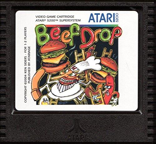 BEEF DROP, ATARI 5200