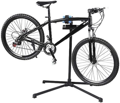 Zerone Stand para reparación Bicicleta, Universal Caballete de ...