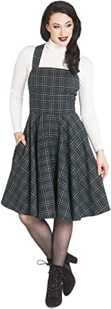 pinafore dress vintage