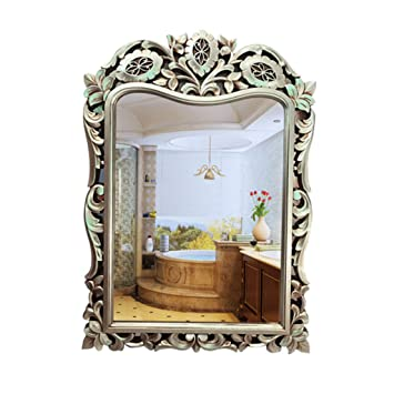 Espejos Coco Cuarto de baño tocador, baño Europeo Americano Cuadro ...