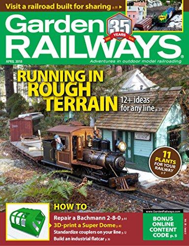 Garden Railways (Steam Train Magazine)