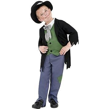 NET TOYS Traje de mendigo Victoriano Disfraz pobre Atuendo ...