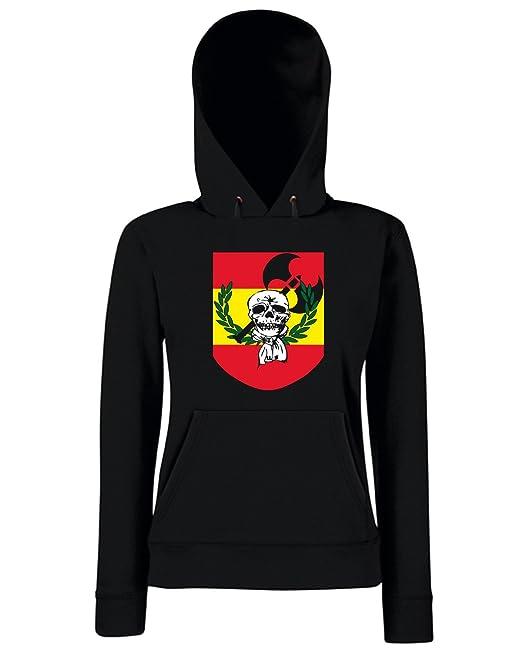 T-Shirtshock - Sudadera hoodie para las mujeras TUM0033 ultras sur real madrid, Talla L: Amazon.es: Ropa y accesorios