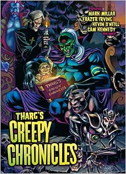 Book Tharg's Creepy Chronicles
