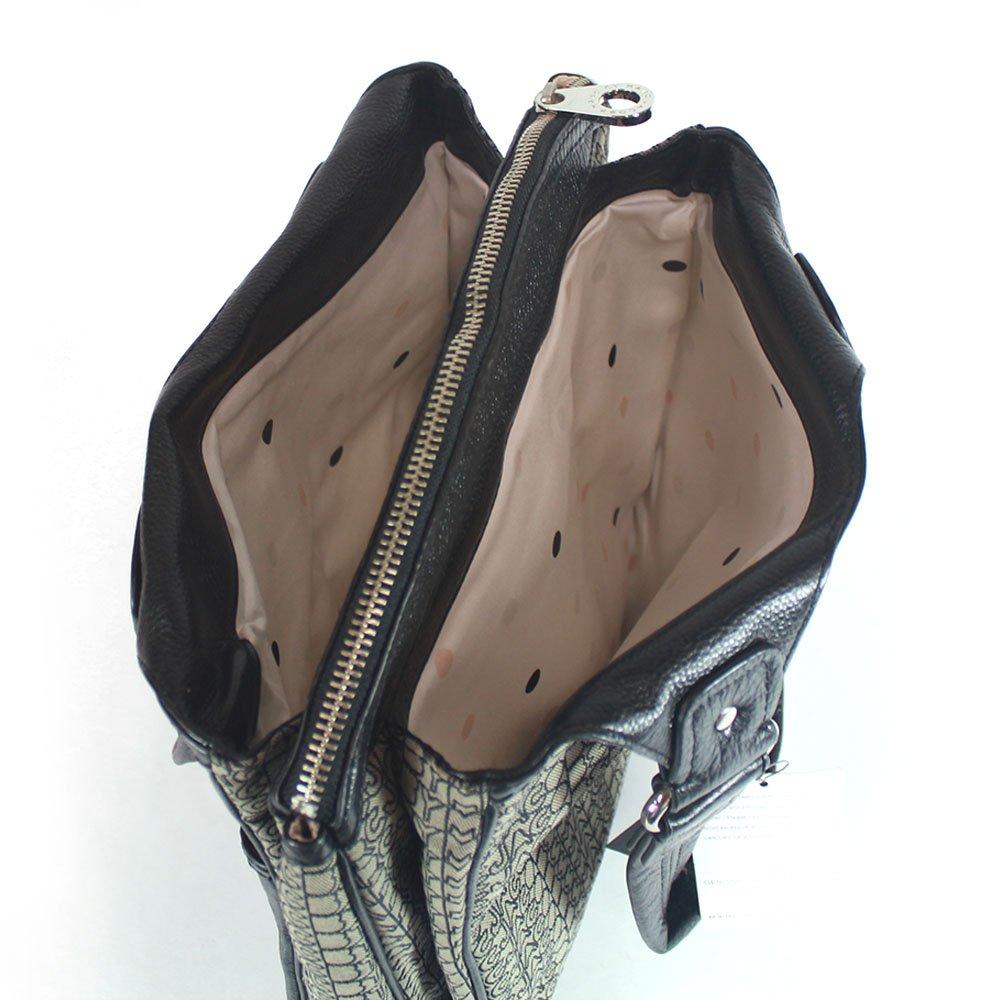 ad181d48ff88 Amazon.com  Marc By Jacobs Turnlock Teri Jacquard Bag Handbag  Clothing