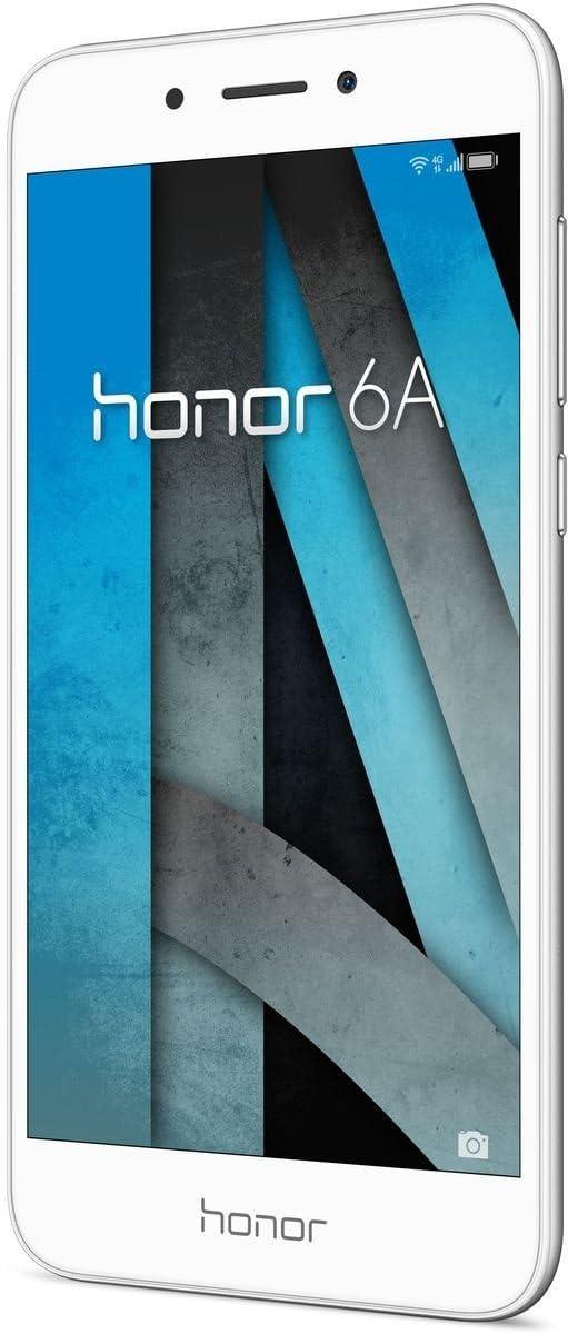 Honor 6A LTE Dual SIM Smartphone (12,7 cm (5 pulgadas) Carcasa de Metal, 16 GB, Android 7.0) Plata: Huawei: Amazon.es: Electrónica