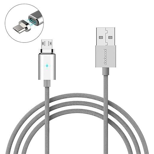 80 opinioni per dodocool Cavo Magnetico di Ricarica USB Cavo di Dati 3.9 ft/1.2m Micro USB