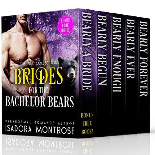 (Brides for the Bachelor Bears Bundle: 5 Bachelor Bears of Yakima Ridge Romances)