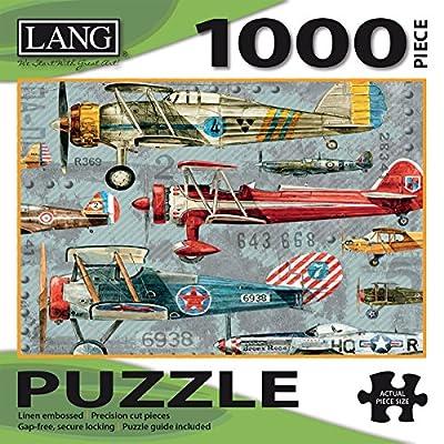 LANG - 1000 Piece Puzzle -