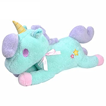 80a1d8c5e4e3 Image Unavailable. Image not available for. Color: BEFULY Toy for Baby  Unicorn Dolls for Kids 7.85'' Children's Gift Cute Birthday Gifts