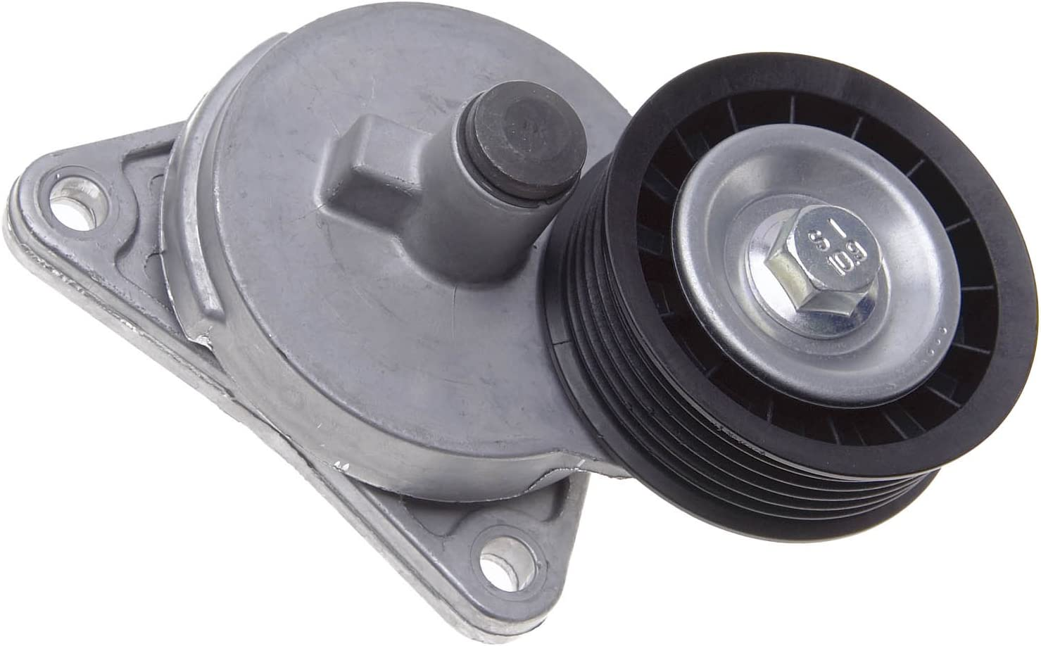 ACDelco 38188 Professional Automatic Belt Tensioner and Pulley Assembly
